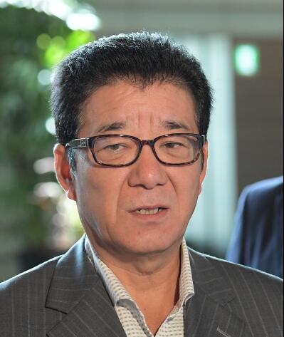 日本大阪知事被指把公务车当作吸烟室后喊冤