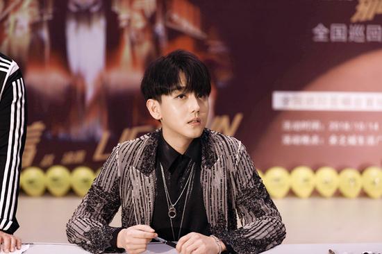 赵泳鑫专辑《躺着》签唱会首站杭州圆满成功