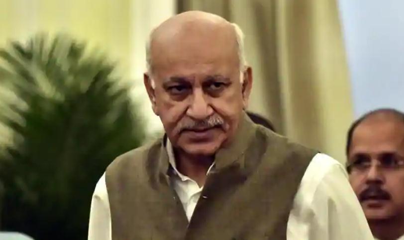 印度外交国务部长否认性骚扰指控:我不辞职