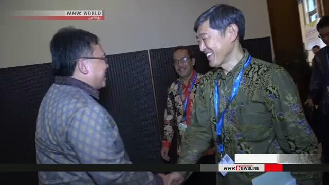 印尼与日本合作制定苏拉威西岛重建计划