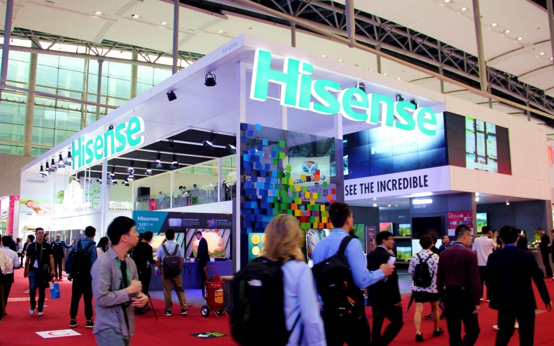 打动国外消费者,海信品牌在加拿大南非市场增速迅猛
