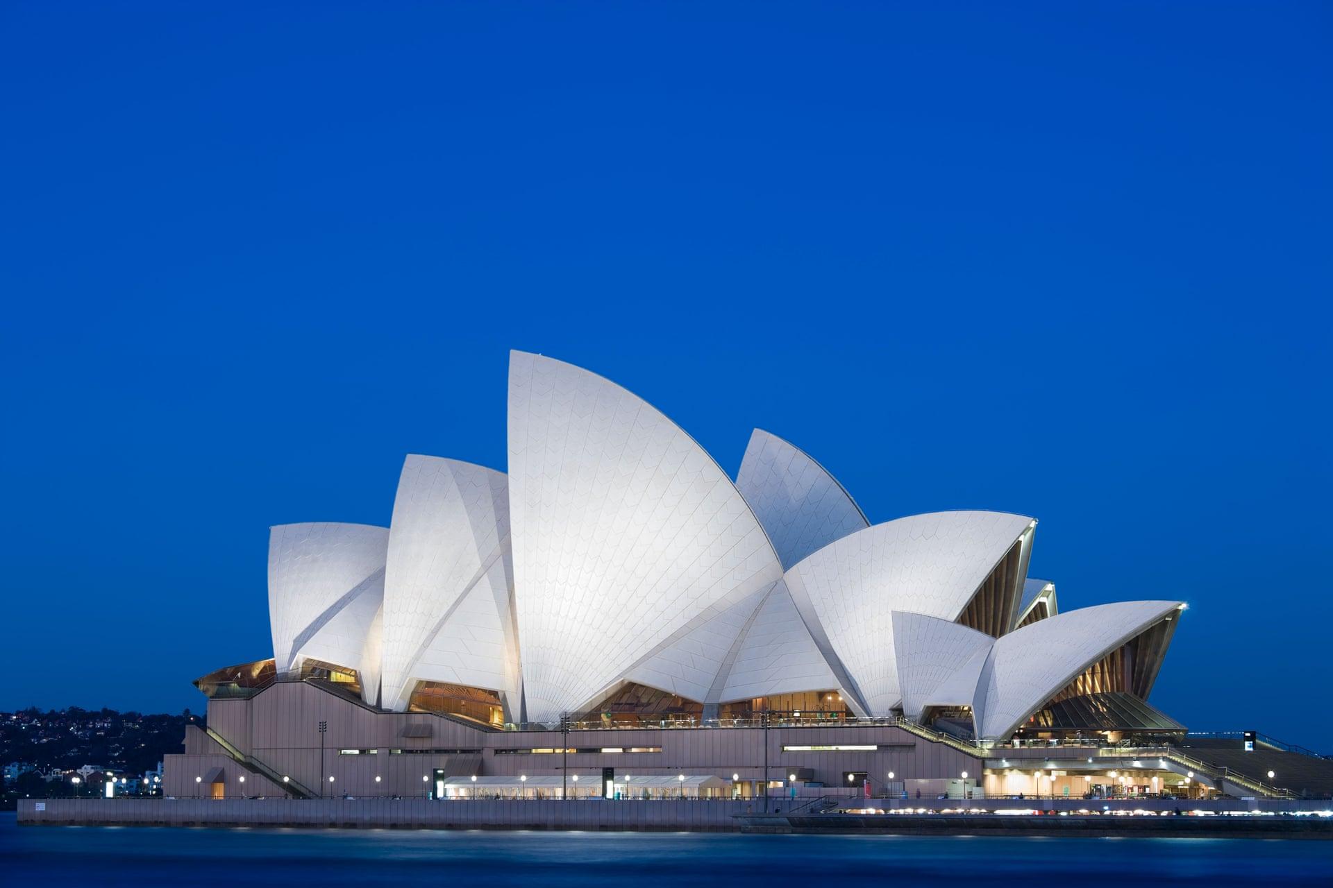 从灵光一现到澳洲地标:悉尼歌剧院是怎样建成的