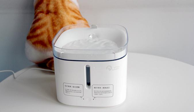 猫猫狗狗宠物饮水机体验:铲屎官们的好选择