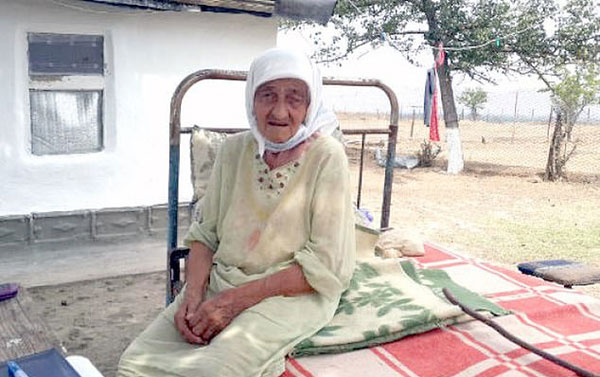 俄129岁世界最高龄女性称其长寿是神的惩罚