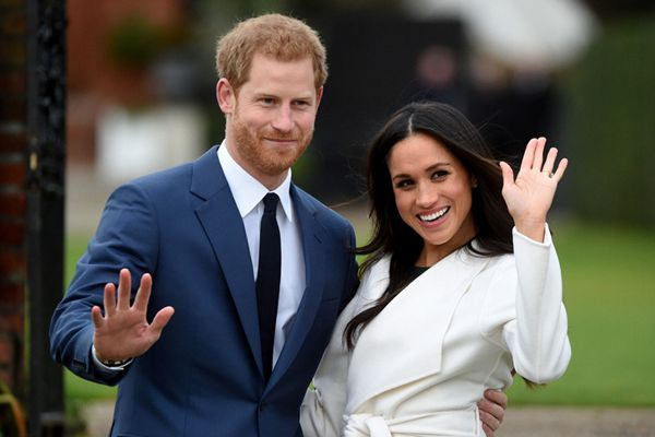 英国王室宣布王妃梅根怀孕 和哈里王子将迎第一个宝宝