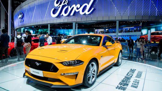 福特9月在华销量下降43% 仅林肯品牌微增