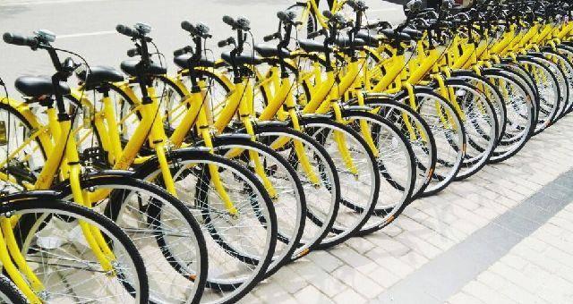 成都10月将清理回收共享单车超10万辆
