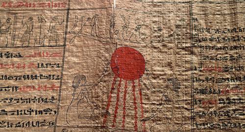 古埃及《死者之书》纸草本拍卖 成交价高达135万欧元