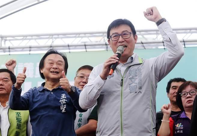 台北市长选战最新民调:柯文哲37.5%领先 姚文智继续垫底