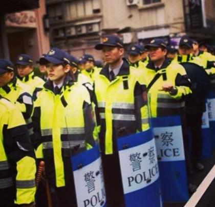 台湾包袱铺:50位派出所所长却慌忙拒绝 台湾警