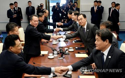 韩朝高级别会谈 基本敲定铁路公路对接项目开工时间
