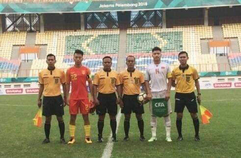 惨!国足0-0平印度后,国青又0-1输给越南