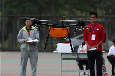 全国职业院校无人机应用创新技能大赛总决赛