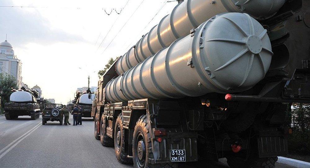 伊朗将军:叙军技能足以操控S300 无需伊朗帮忙
