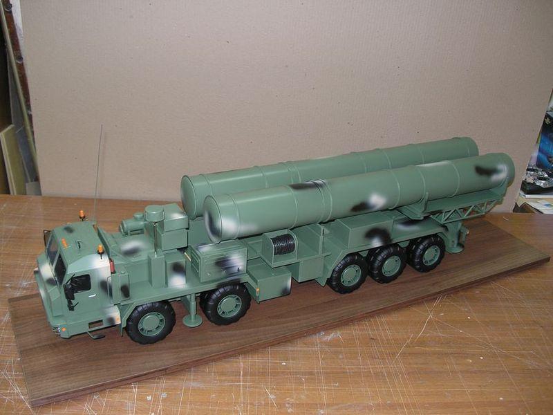 俄专家披露S-700系统:部署到太空 用激光反导