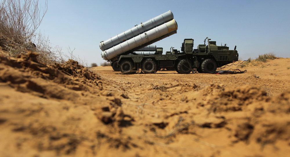 叙利亚外长:叙在获得S300系统之后感到很安全