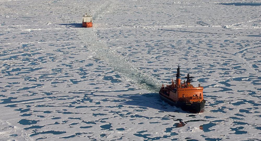 荷兰称遭俄军在北极挑衅 俄随即用北极军演回应