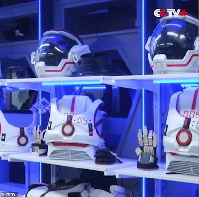中国火星模拟基地公布:兼具研究与旅游功能