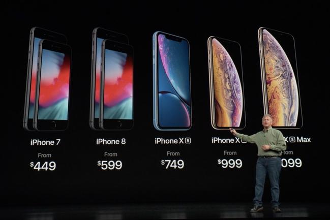 智能手机市场持续疲软 iPhone在中国前景堪忧