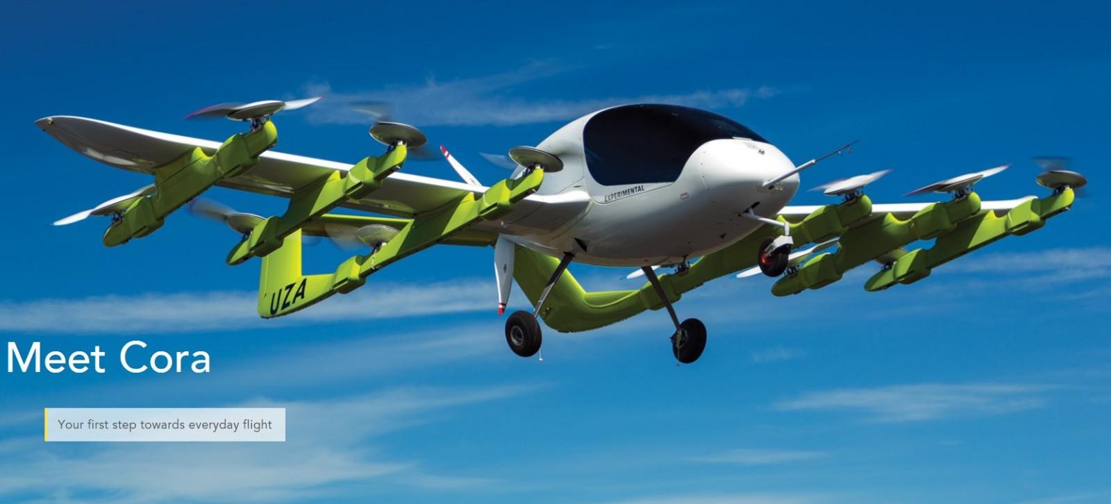 新西兰航空着眼于发展纯电动空中出租车市场