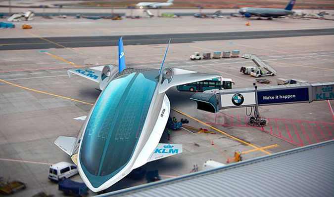 坎耶·韦斯特展示氢动力总统飞机座驾iPlane 1设想