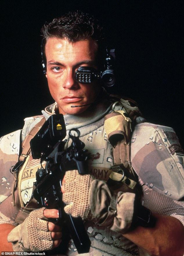 英国防部智库发布报告 变种士兵30年内将上战场