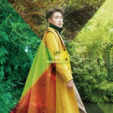 张艺兴第三张专辑预售屠榜 连破八项认证记录