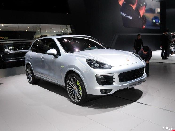 保时捷计划在2022年前壮大旗下纯电动家族车型