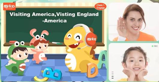 让孩子学习更有趣 VIPKID在线教室全新换肤功能上线