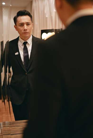 刘烨主演《在远方》 戛纳写真帅气迷人
