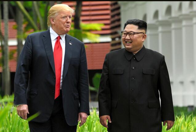 日媒:第二次美朝首脑会谈或将于11月中旬在瑞典或瑞士举办