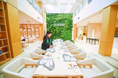 酒店变免费养老场所 北京西城最大养老项目将投用