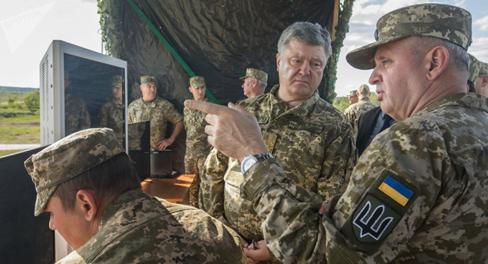 乌克兰总统晒与北约军演叫板普京:别有空袭的想法