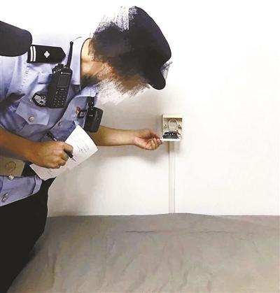 自如房内现摄像头 警方介入调查