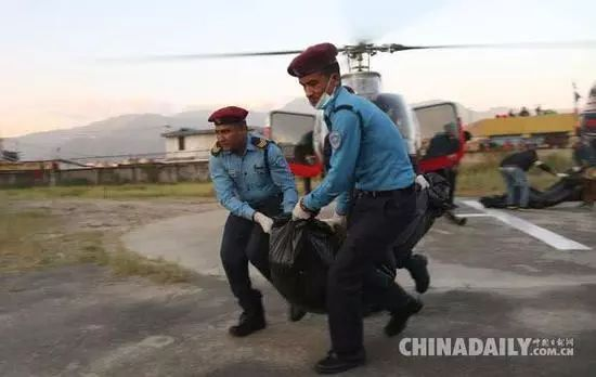 韩国登山队在喜马拉雅山全体遇难