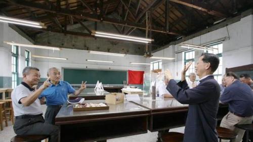 台湾成大老校友捐款修复老教室 重现70年前风貌