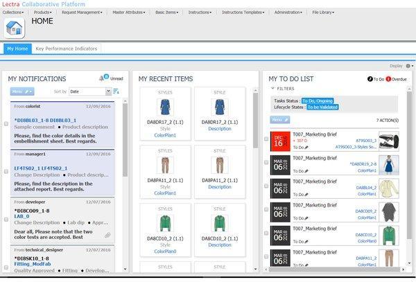 最新版力克时尚PLM 4.0帮助时尚公司实现互联互通