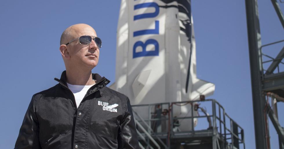 贝索斯:人类未来数量可达万亿 生活在太阳系各处