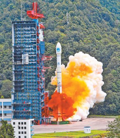 北斗已发射16颗全球组网卫星,将于年底前建成基