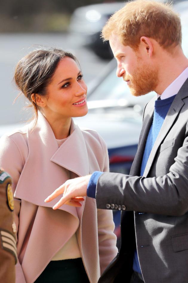 梅根王妃怀孕了!英王室宣布哈里王子明年要当爹