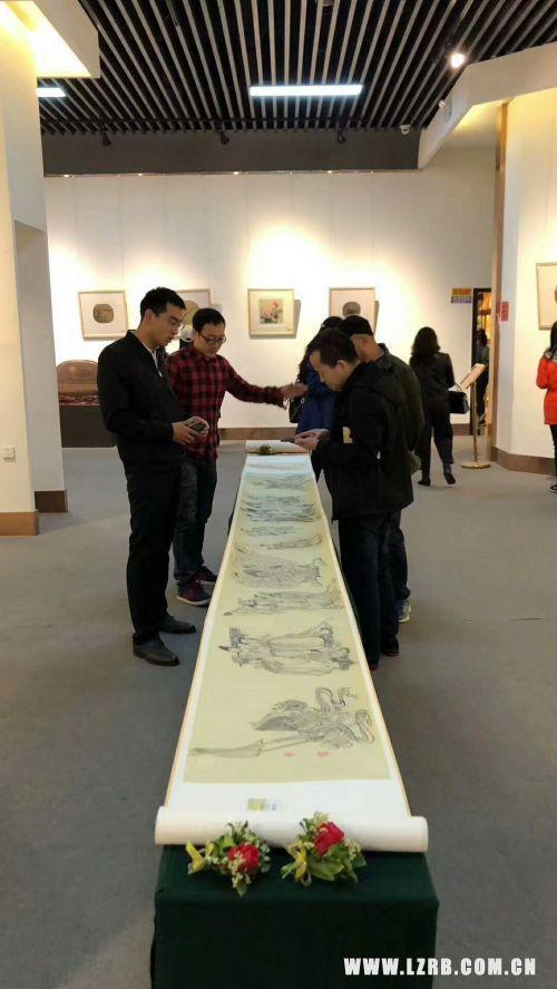 甘肃首个宋画研究展在兰举办