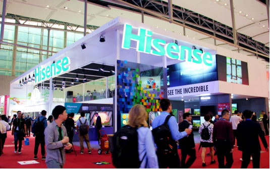 海信晒出全球成绩单 发达市场斩获惊人