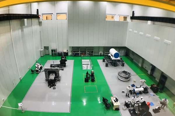 走进我国首颗自主研发商用卫星产地,探访卫星生产车间
