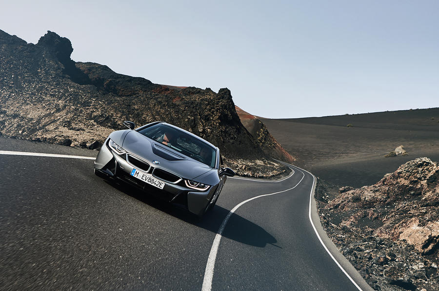 宝马新一代电动汽车设计将趋于低调