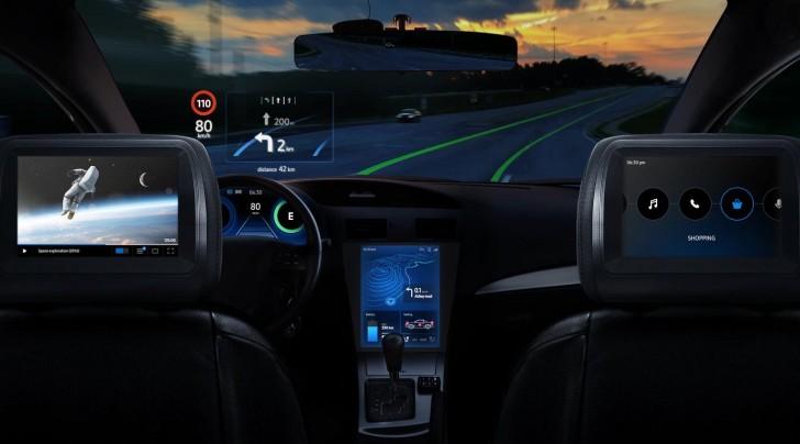三星进军汽车领域 推出Exynos芯片和ISOCELL摄像头