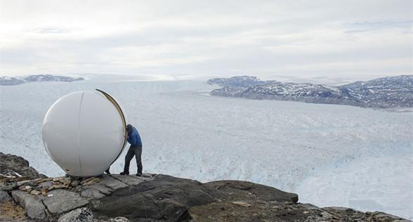 """揭秘NASA""""陆地消融格陵兰""""研讨项目"""