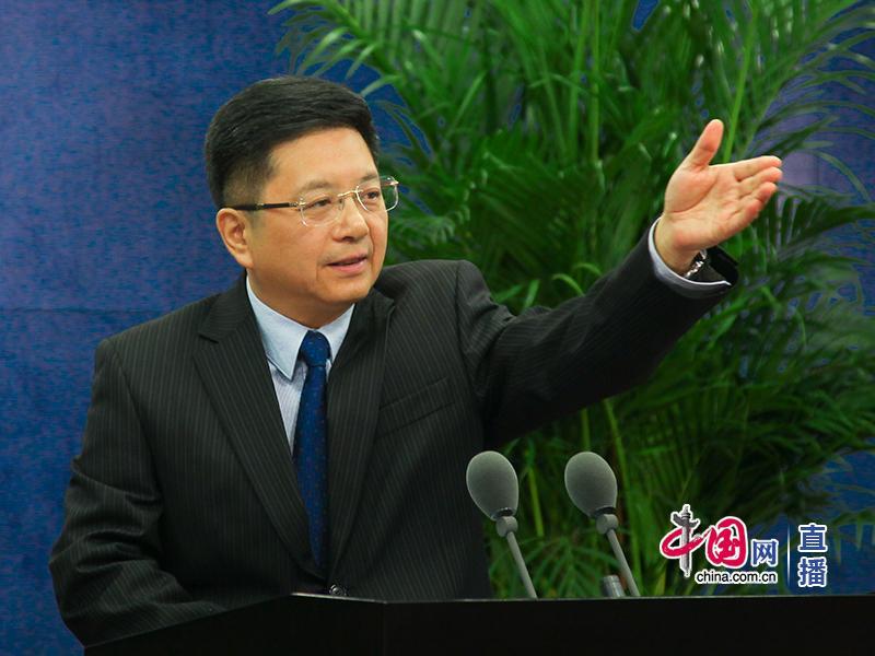 """美军下个月派军舰在台湾海峡""""展示武力""""?国台办强硬表态"""