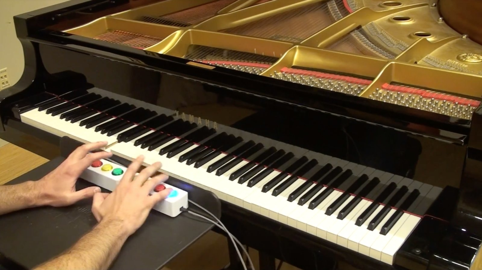 谷歌发布AI钢琴精灵:用户可即兴创作古典音乐