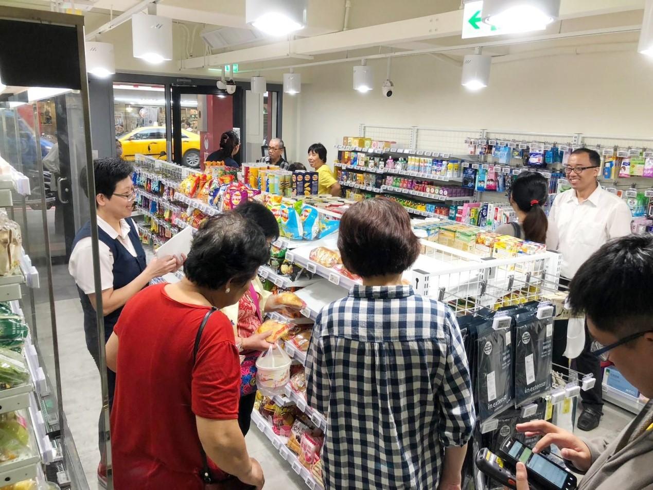 海信无人店落地中国台湾,未来还要进军欧洲市场