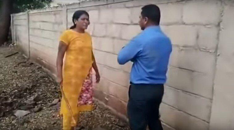"""要求""""以性换贷"""",印度住房金融公司经理被女子""""暴打"""""""